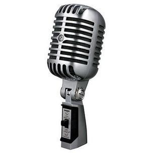 Microfono Shure Profesional Vintaje 55sh Series Condensador