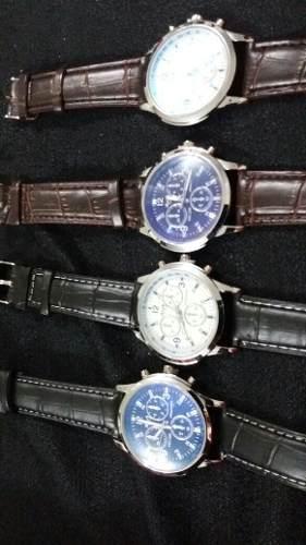 Reloj De Cuero Sloggi Para Hombres
