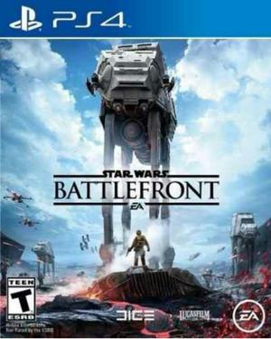 Star Wars Battlefront Ps4 nuevo Y Sellado