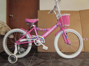 Bicicleta para Niña Seminueva aro 16