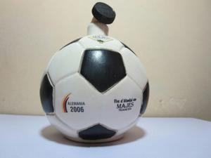 Botella Vacia De Vino Ceramica Balón Alemania