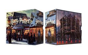 Box Set Edición Especial de Harry Potter NUEVO