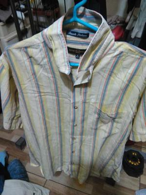 Camisa Sport Talla M Marca Ritzy Of Italy Remate