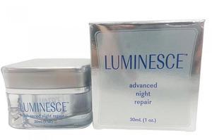 Crema de noche reparadora Luminesce, advanced night repair