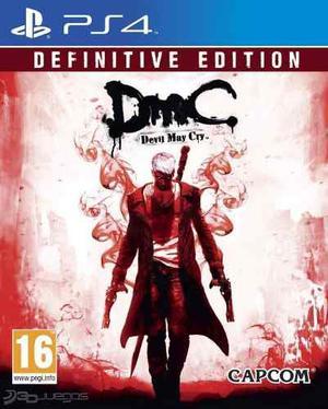 Juego Ps4 - Dmc Devil May Cry: Definitive Edition - Digital