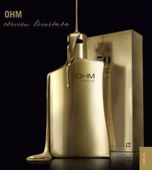 Perfume Ohm de Unique Edición Especial.