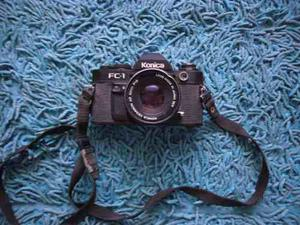 Cámara Fotográfica Konica Fc-1 35mm