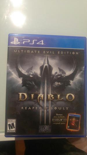 Juego Ps4 Diablo 3