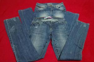 Pantalones en Jeans Cloudbreak Y Taisir