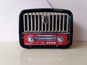 RADIO BLUETOOTH VINTAGE