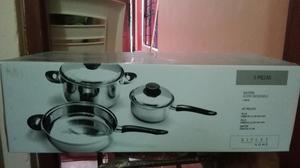 Cubiertos finezza 86 pzas posot class for Articulos de cocina