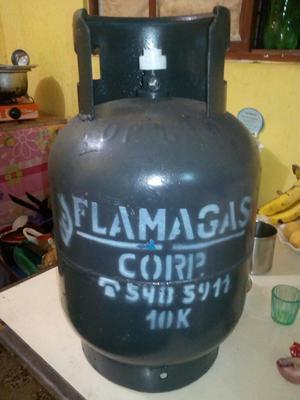 Balon de Gas Y Contenido Lleno