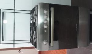 Cocina marca bosch de 4 hornillas posot class for Cocina 06 hornillas