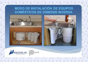 Osmosis inversa en peru filtro de agua posot class - Aparatos de osmosis ...