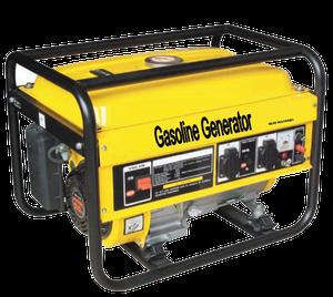 Generador electrico a gasolinero W