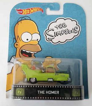 Hot Wheels Retro Homero The Simpsons The Homer Los Simpsons