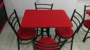 Muebles para sangucheria posot class for Sillas para jugueria