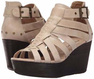 Zapatos Caterpillar Parasio Wedge Sandal, Talla 37.5
