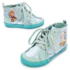 Zapatos,zapatillas Frozen Disney -usa