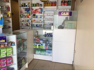Muebles para farmacia o botica lima posot class for Muebles para farmacia