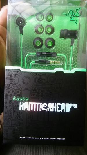 Auriculares Razer Hammerhead Pro