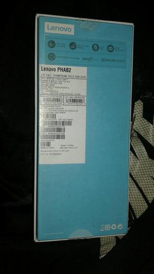 Se Vende Lenovo Phob 2 Nuevo en Caja