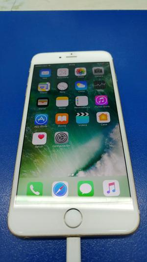 iPhone 6 Plus de 128gb Libre