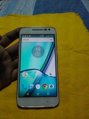 para Hoy Moto G4 Play Dorado, Dual Sim,