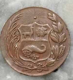 Antigua Medalla de Ica