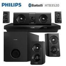 Cine En Casa Philips 5.1 Smart 3d Karaoke  Watt Bluetoot