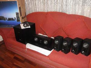 Cine En Casa Philips Smart  Watt 3d Karaoke Bluetooth