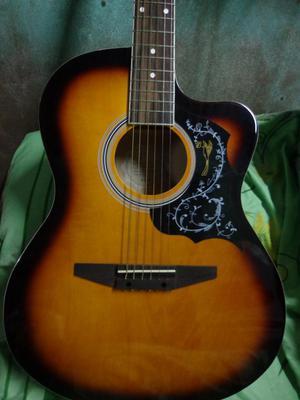 Remato hermosa guitarra