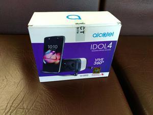 Alcatel Idol 4 Con Visor De Realidad Virtual Nuevo