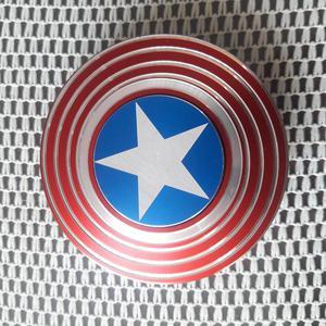 Fidget Spinner Capitán América En Oferta! Entrega