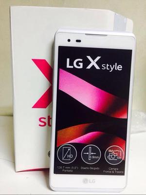 Lg X Style Nuevo en Caja, 16 Gb, Libre