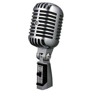 Microfono Shure Vintage Profesional Oferta! condensador
