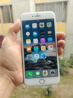 Vendo Cambio iPhone 6 Plus 16gb Silver