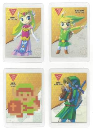 Amiibo, Tarjeta Amiibo Compatible Con 3ds, Wii U Y Switch