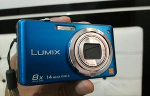 Cámara Fotográfica Lumix Panasonic