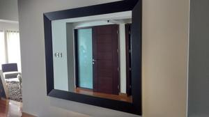 Espejos decorativos para sala posot class for Espejos finos decorativos