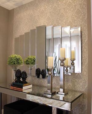 espejos decorativos para tu sala posot class