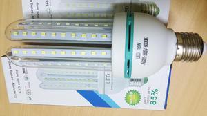 Foco LED 3W 5W 7W 9W 12W 16W 18W 20W 30W Base E27 LUZ Blanca