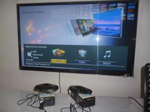 Remato TV 3D de 60 pulgadas PANASONIC VIERA SMART Plasma 2