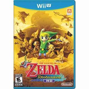 The Legend Of Zelda: The Wind Waker - Nintendo Wii U