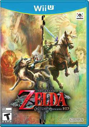 The Legend Of Zelda Twilight Princess Hd - Nintendo Wii U