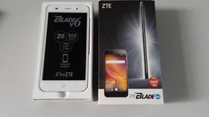 Celular Blade v6 ZTE en caja nuevo