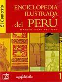 ENCICLOPEDIA ILUSTRADA DEL PERU 5 TOMOS