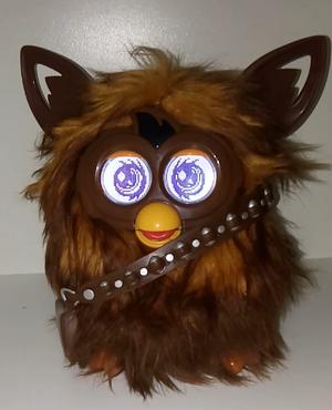 Furby Star Wars/Furbacca nuevo original Hasbro
