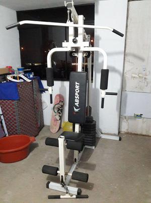 Maquina de hacer ejercicios posot class for Maquinas de ejercicios