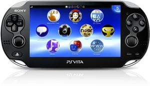 Ps Vita Psp Vita Sony + Cargador + Juego